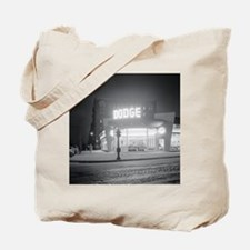 Auto Dealer At Night, 1948 Tote Bag