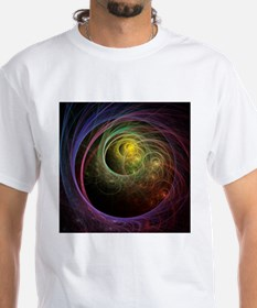 Space Fireworks T-Shirt
