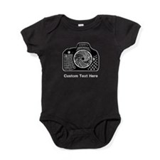 Customized Camera Original Art Baby Bodysuit