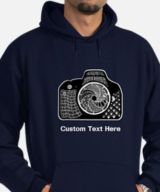 Customized Camera Original Art Hoodie