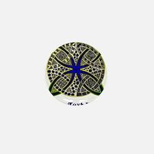 Customize this Symbolic Celtic Knot Doodle Mini Bu