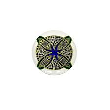 Cute Celtic wedding Mini Button