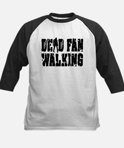 Dead Fan Walking Baseball Jersey
