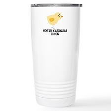 North Carolina Chick Travel Mug