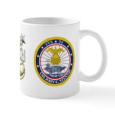 CVN-74 USS John C. Stennis Small Mug