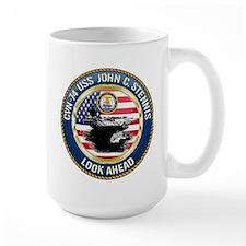 CVN-74 USS John C. Stennis Mug