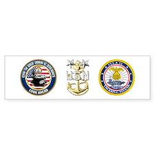 CVN-74 USS John C. Stennis Bumper Sticker