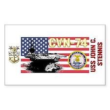 CVN-74 USS John C. Stennis Decal