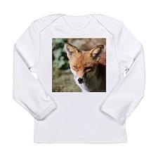 Fox001 Long Sleeve T-Shirt