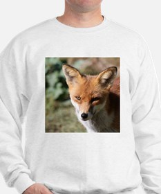 Cute Fox head Sweatshirt