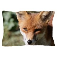 Cute Fox red Pillow Case