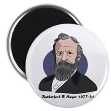 Rutherford B Hayes Magnet