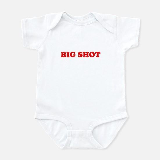 Big shot Infant Bodysuit