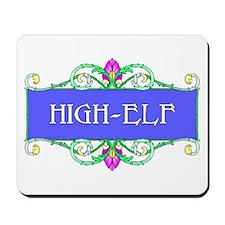 High-elf Mousepad