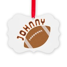 Johnny Football Ornament