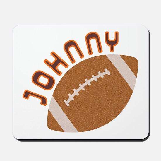 Johnny Football Mousepad