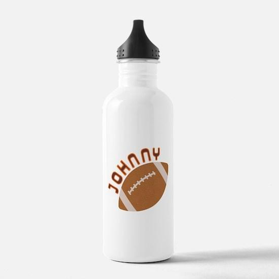 Johnny Football Water Bottle