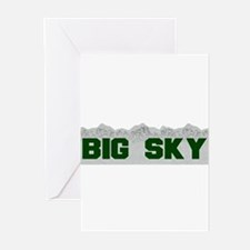 Big Sky Greeting Cards (Pk of 10)