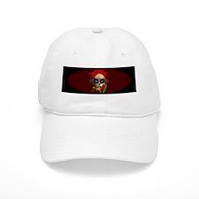 Skull Girl Dia de los Muertos Baseball Baseball Cap