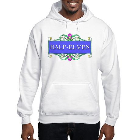 Half-elven Hooded Sweatshirt