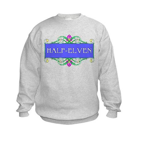 Half-elven Kids Sweatshirt