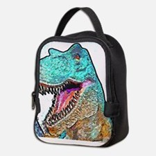 Cute Dinosaur Neoprene Lunch Bag