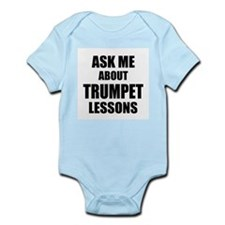 Ask me about Trumpet lessons Body Suit