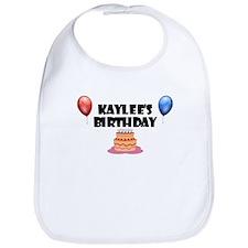 Kaylee's Birthday Bib