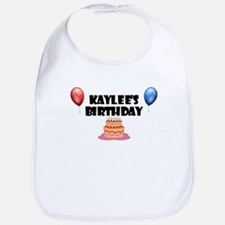 Kaylee's Birthday Bib