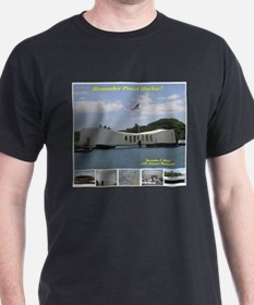 Pearl Harbor, USS Arizona T-Shirt