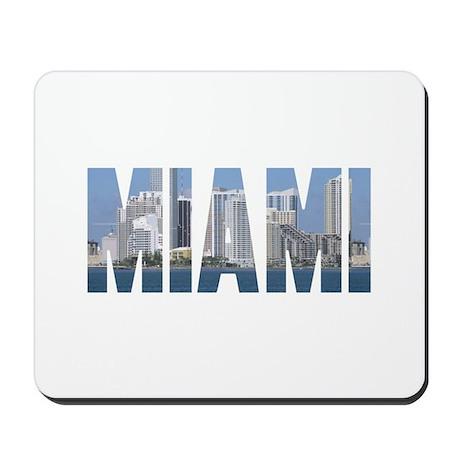 Miami, Florida Mousepad