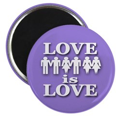 Love is Love -- Magnet