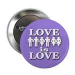 Love is Love -- Button (10 pack)