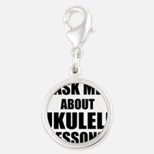Ask me about Ukulele lessons Charms