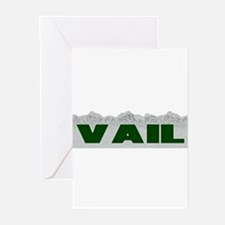 Vail, Colorado Greeting Cards (Pk of 10)