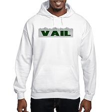 Vail, Colorado Hoodie Sweatshirt