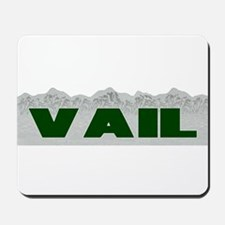 Vail, Colorado Mousepad