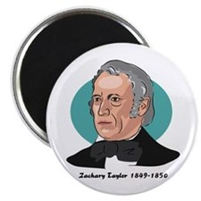 Zachary Taylor Magnet