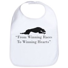 Winning Hearts Bib