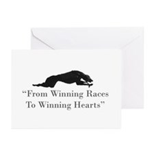 Winning Hearts Greeting Cards (Pk of 10)