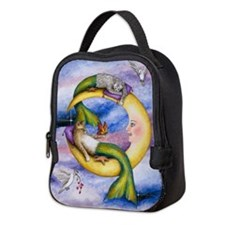 Cute Fantasy Neoprene Lunch Bag