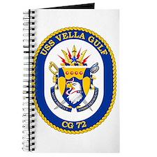 USS Vella Gulf CG-72 Journal