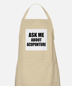 Ask me about Acupuncture Apron