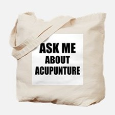 Ask me about Acupuncture Tote Bag