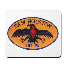 USS SAM HOUSTON Mousepad