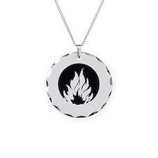 Dauntless Symbol Necklace