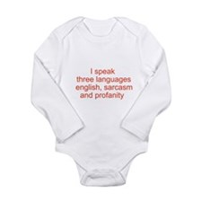Problem With Political Jokes Body Suit