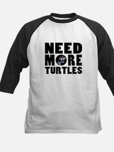 Turtles more Baseball Jersey