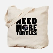 Turtles more Tote Bag