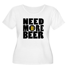 beer5 Plus Size T-Shirt